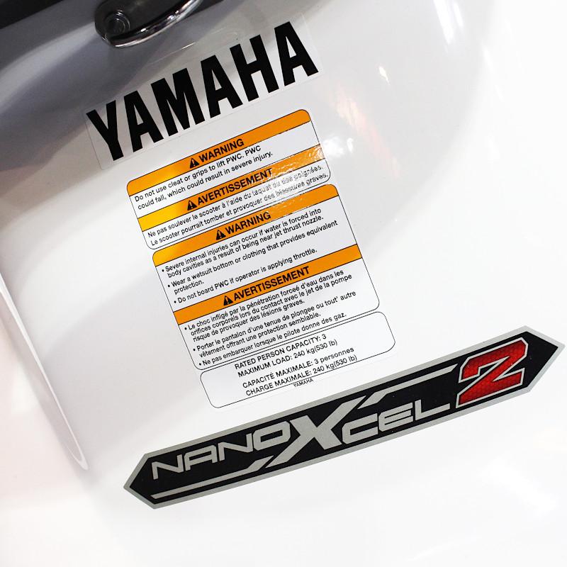 Skuter wodnych Yamaha części