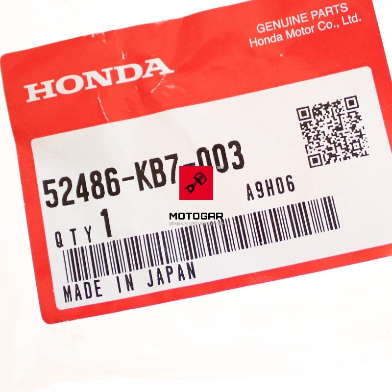 52486KB7003 Tuleja mocowania amortyzatora Honda TRX 400 Sportrax Fourtrax dolna
