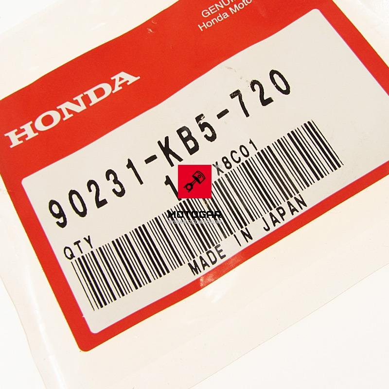90231KB5720 Nakrętka balansera Honda TRX 450 Sportax 2004 2005 2