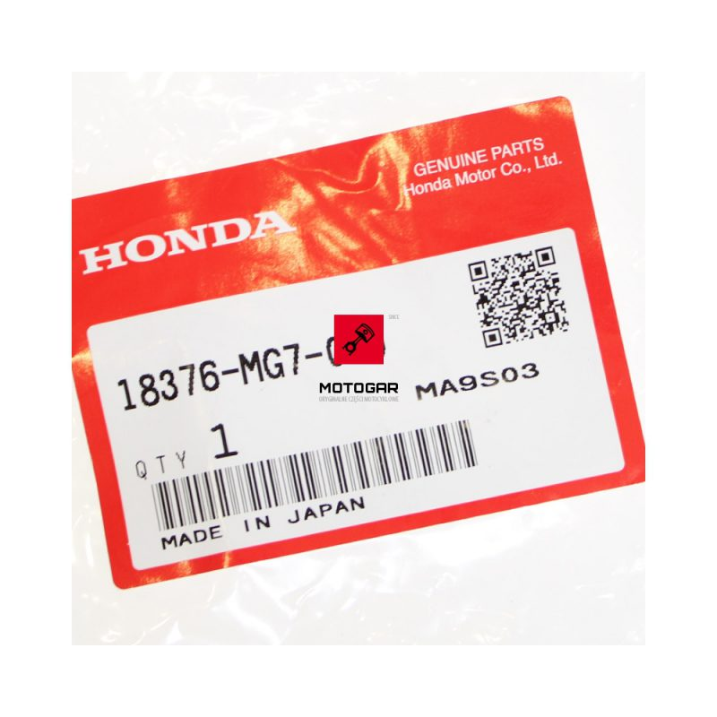 18376MG7000 Obejma opaska wydechu Honda TRX 450 Sportrax 2006-2009