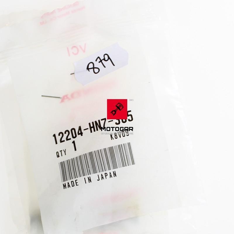 12204HN7305 Prowadnica zaworu zaworowa Honda TRX 400 Fourtrax 2004-2007