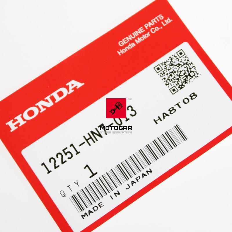 12251HN7013 Uszczelka pod głowicę głowicy Honda TRX 400 Fourtrax 2004-2007