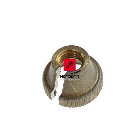 5HD839510000 Śruba nakrętka regulacji linki sprzęgła Yamaha YFZ 450 2004-2019