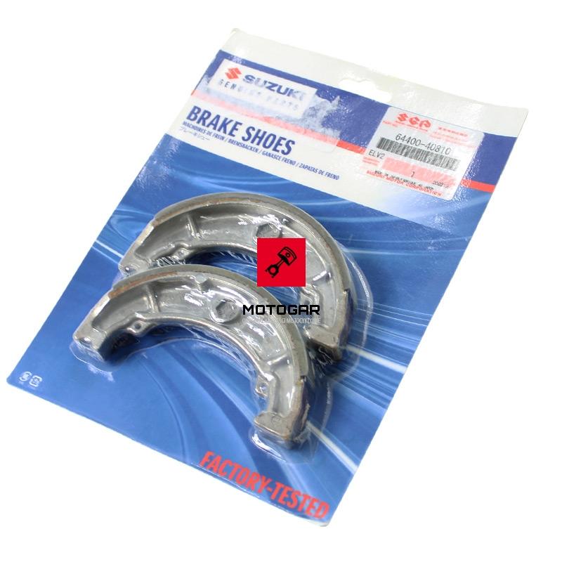 6440040810 Szczęki hamulca Suzuki LT 80 Quadsport 2000-2006 tylnego