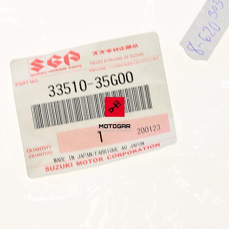 3351035G00 Fajka zapłonowa Suzuki LTR 450 Quadracer 2006-2011