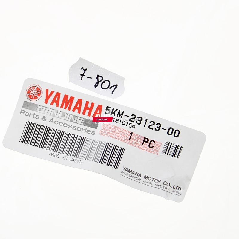 5KM231230000 Osłona pokrywa wahacza Yamaha YFM 600 Grizzly 2002-2007 dolnego lewego