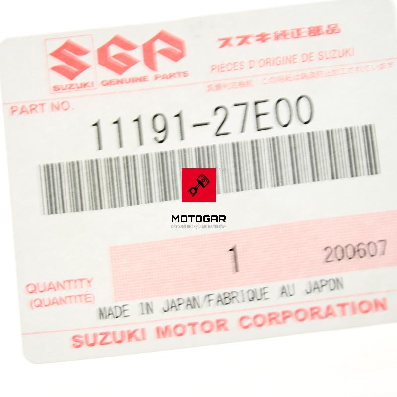 1119127E00 Uszczelka podkładka śruby pokrywy zaworów Suzuki LTZ 90 400 LTA 750 LTR 450