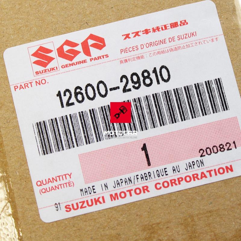 1260029810 Sprzęgło rozrusznika Suzuki LTZ 400 Quadsport 2003-2014