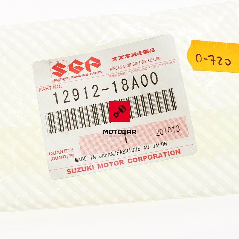1291218A00 Zawór wydechowy Suzuki LTF 250 LTZ 250 LTF 300