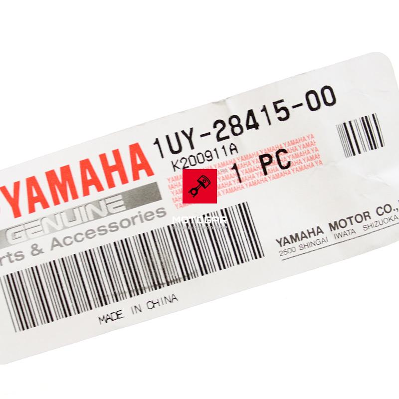 1UY2841500 Zatyczka zderzaka grilla Yamaha YFZ 350 YFM 350 przód przedniego