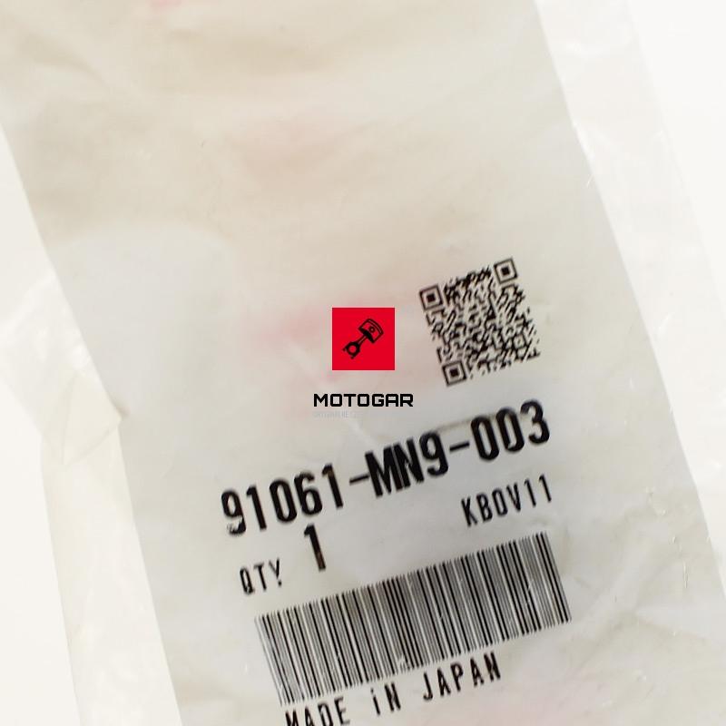 91061MN9003 Łożysko sprzęgła rozrusznika Honda TRX 700 2008-2011