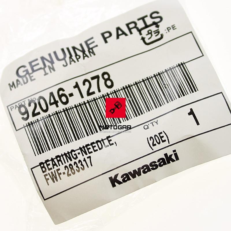 920461278 Łożysko skrzyni biegów Kawasaki KVF 360 650 700 750 FWF-28331