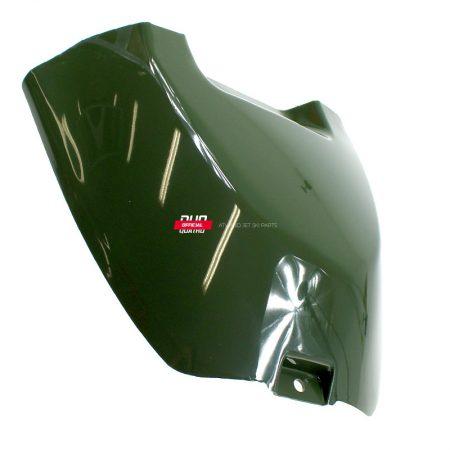 1409114246A Pokrywa obudowa baku zbiornika paliwa Kawasaki KVF 650 2002 2003 zielona