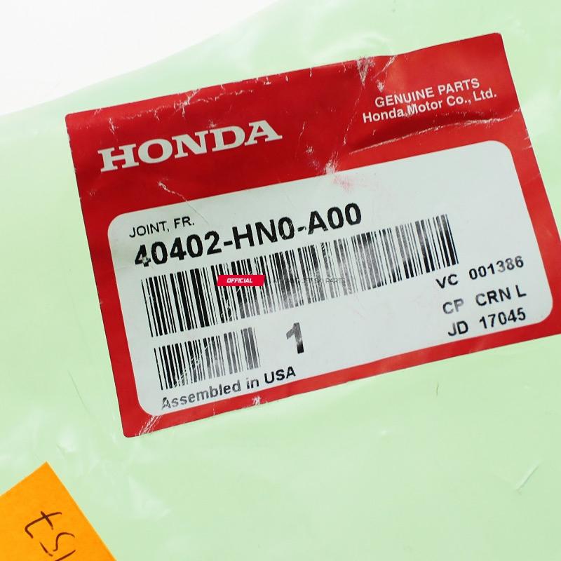 40402HN0A00 Wałek napędowy Honda TRX 450 Foreman 2000 2001