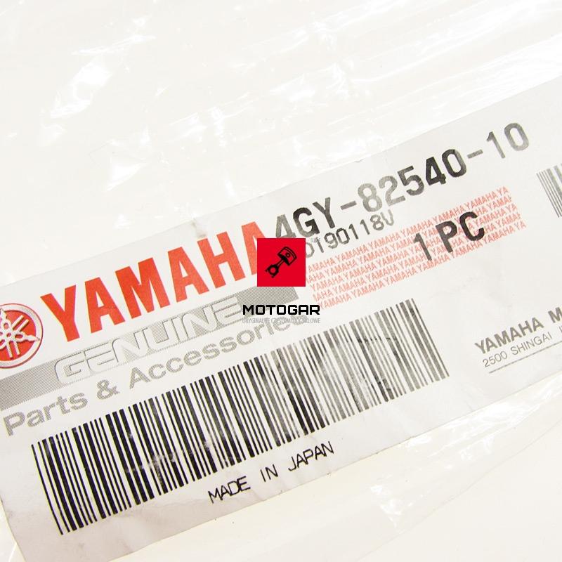 4GY8254010 Czujnik luzu biegu neutralnego Yamaha YFM 660 2001-2005