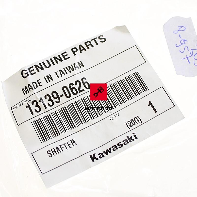 131390626 Tryb zębatka wałka pośredniego Kawasaki KVF 360 650 750 Brute Force KFX 700
