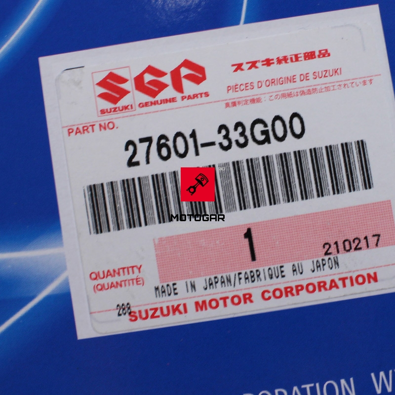 4761108J00291 Pasek napędowy napędu Suzuki LTZ 90 Quadsport 2007-2018