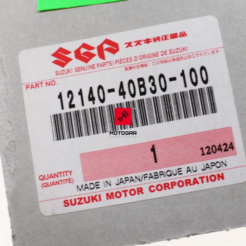 1214040B30100 Pierścienie tłoka tłokowe Suzuki LT 80 Quadsport 2000-2006