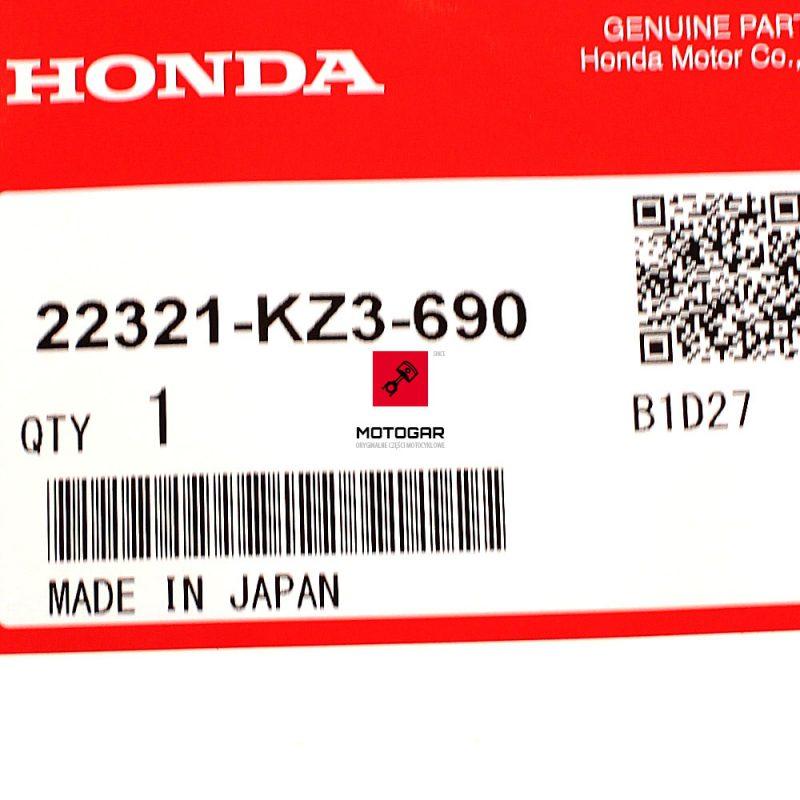 22321KZ3690 Przekładka sprzęgła Honda TRX 450 2004-2009